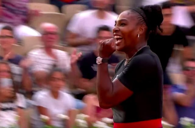 Lettre au journaliste sportif pour son sexisme envers Serena Williams