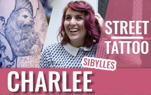 Le Street Tattoos de Charlee, du salon de tatouage féministe et bienveillant Sibylles