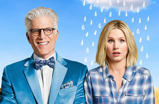 Le double premier épisode de The Good Place saison 3 est #DispoSurNetflix !