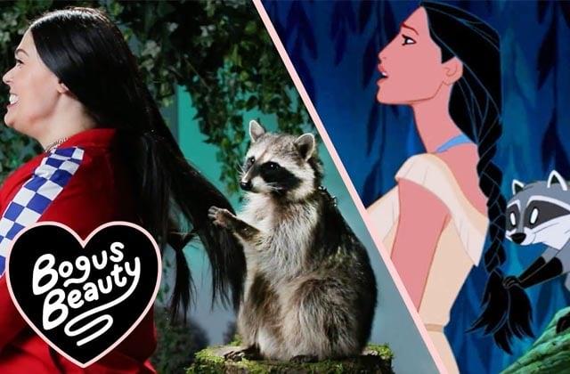 Un raton laveur peut-il tresser des cheveux comme dans Pocahontas?