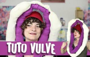 Tuto DIY : le costume de vulve de Charlie !