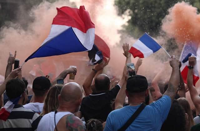 2 interpellations pour violences sexuelles pendant les célébrations de la Coupe du Monde