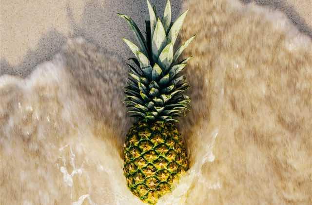 L'ananas peut-il donner un goût tropical à ta vulve?