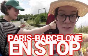 De Paris à Nancy en passant par Disneyland, les aventures en stop d'Élise et Charlie