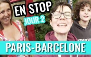 De Nancy à Pont-de-Vaux sous la pluie — Les aventures en stop d'Elise et Charlie
