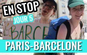 Terminer la course dans l'illégalité la plus totale — Les aventures en stop d'Élise et Charlie