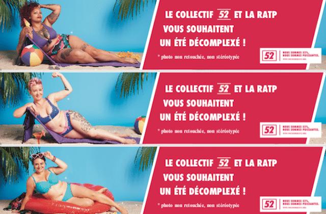 Tous les body sont beach ready, et cette campagne le montre de façon décomplexante !