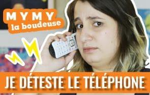 Je déteste le téléphone, et je sais que je ne suis pas seule