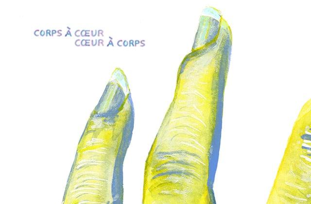 Née avec des doigts supplémentaires, j'ai dorénavant une cicatrice qui fait partie de moi
