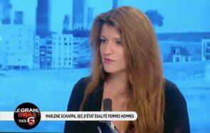 Marlène Schiappa annonce que la loi sur l'éducation sexuelle sera (enfin) appliquée