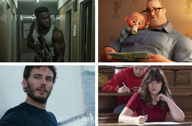 Quatre films à voir cette semaine entre eaux troubles et colocation amoureuse