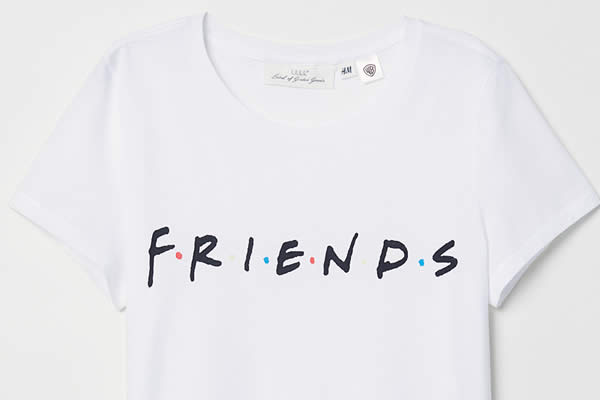 t shirt friends