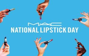 M.A.C Lipstick Day gratuit