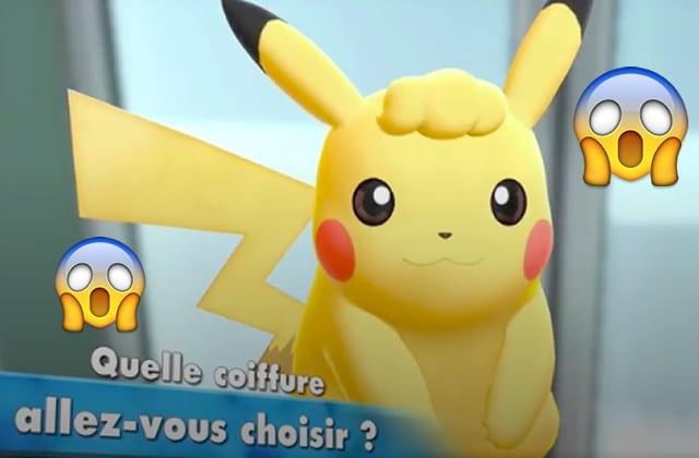 Pokémon Let's Go, Pikachu / Évoli - Les créatures exclusives à chaque version