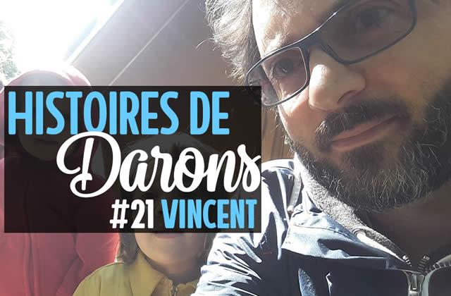 Vincent a été papa au foyer pendant 5 ans