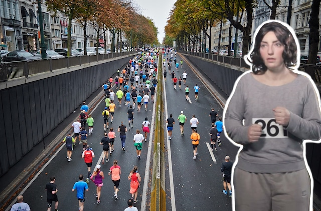 Elle a ouvert la voie du marathon aux femmes contre vents et marées