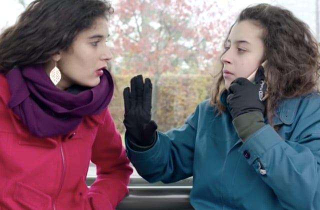Yasmina & Rim, la web-série adaptée d'un revenge porn qui pose ses ovaires sur la table