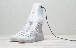 Contre les pieds qui puent, l'ultime solution:un ventilateur à chaussures