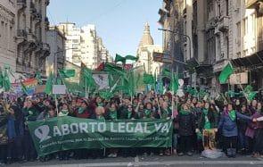 La contre-attaque des Églises argentines, alliées contre le droit à l'IVG
