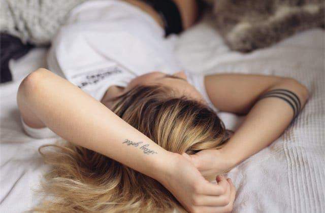 5 moyens d'être moins coincé au lit