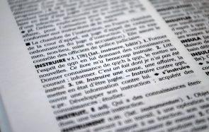 Askip la langue française va clamser?