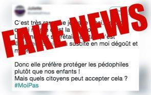 Non, la loi Schiappa n'a pas «légalisé la pédophilie» — Les Décodeurs