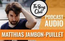 Matthias Jambon-Puillet, en quête d'une masculinité sereine