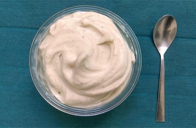 Comment faire une glace avec un seul ingrédient?