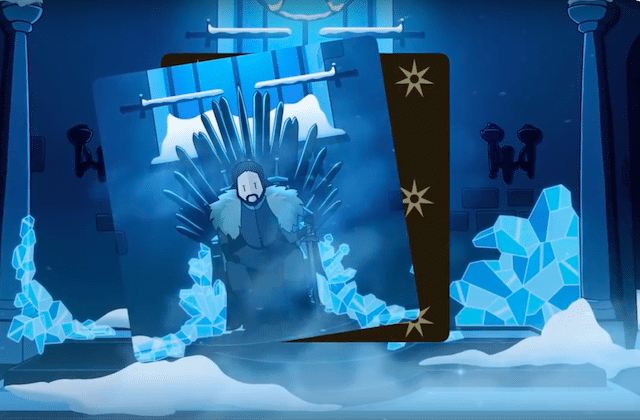Reigns : Games of Thrones - Dirigez Westeros via Tinder