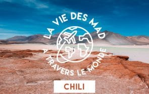 [PODCAST] Esther te raconte l'IVG, les manifs féministes, et le street art chilien
