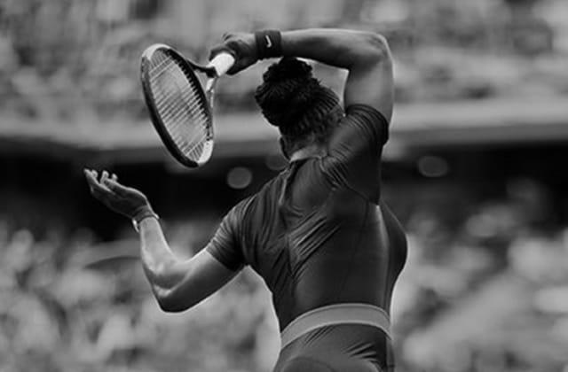 La combi de Serena Williams «respecte» le tennis, n'en déplaise aux vieux grincheux