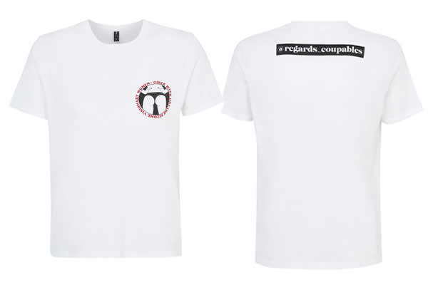 413bd834e47 Undiz x Regards Coupables   Les t-shirts aux dessins érotiques