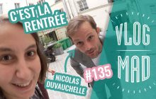 VlogMad n°72 — Grosse Teuf, Cannes & les Naive New Beaters en podcast !