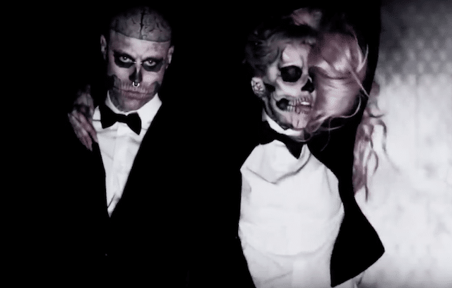 Rick Genest a.k.a « Zombie Boy » est mort
