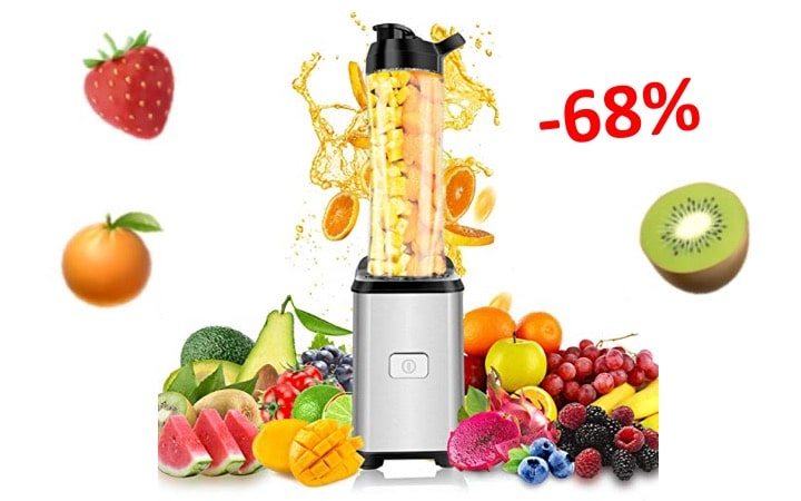 Bon plan Amazon — Un blender à smoothies à -68%