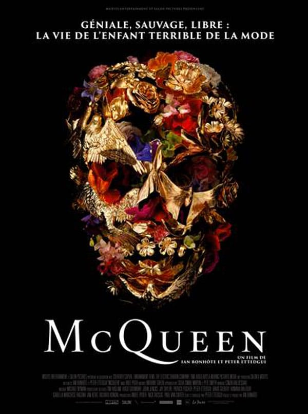 affiche mcqueen documentaire