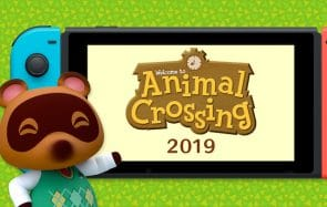 animal crossing switch nintendo