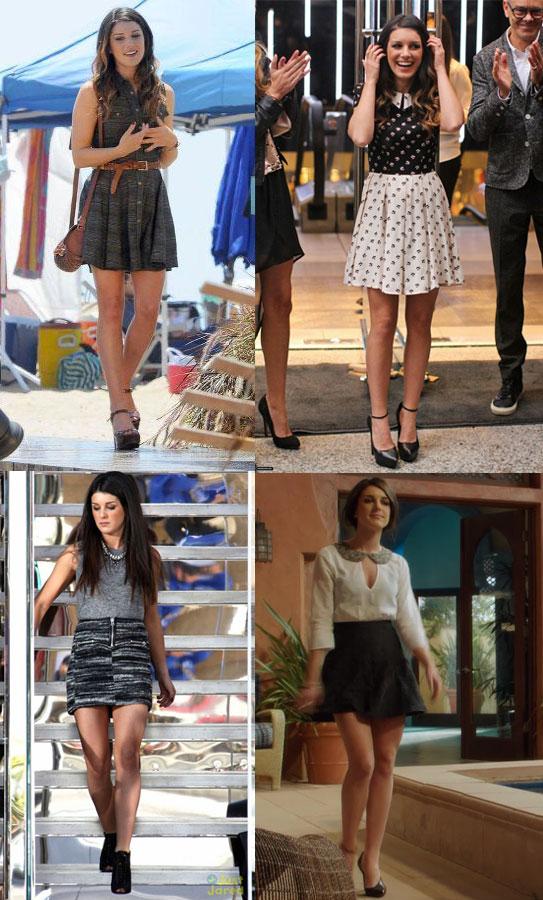 annie 90210 style