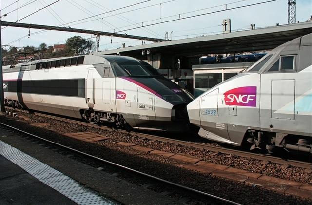 Bientôt le WIFI dans tous les TER et RER !
