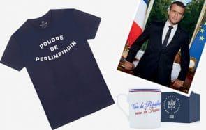 À ton avis, combien a rapporté la boutique de l'Élysée en seulement 4jours?
