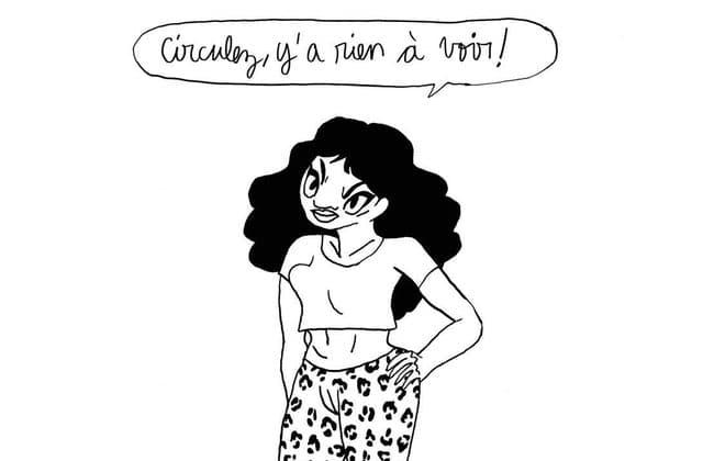 Camel Joe, la super-héroïne qui nique le patriarcat