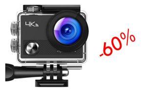 Bon plan Amazon — une caméra grand angle à -60%