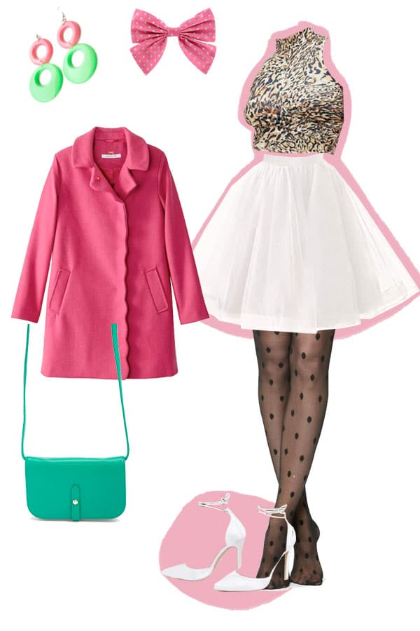get the look carrie diaries