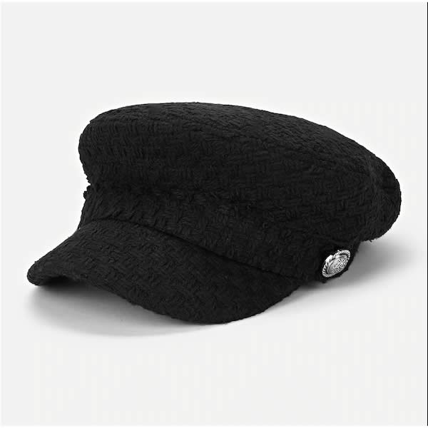 casquette marin noire