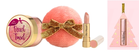 Peach Tinsel Too Faced