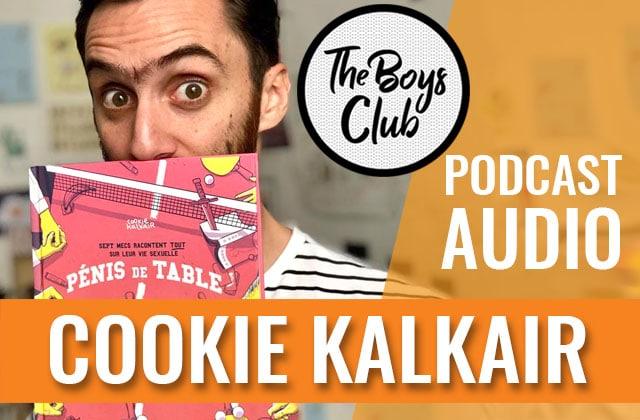 Cookie Kalkair présente Pénis de table, la meilleure BD sur les sexualités masculines