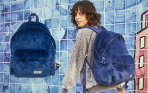 Eastpak sort d'adorables sacs en fourrure pour l'hiver