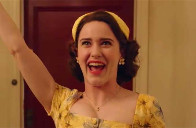 Qu'est-ce que La Fabuleuse Mme Maisel, la série star des Emmy dont tout le monde parle ?