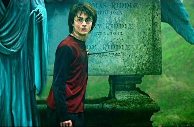 Ce détail glaçant d'Harry Potter 4 que je n'avais jamais remarqué
