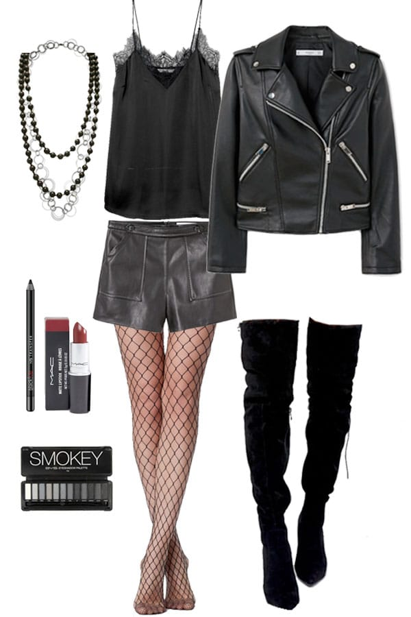 shopping look Jenny Humphrey Gossip Girl